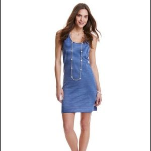 Vineyard Vines Knit Striped Sheath Dress